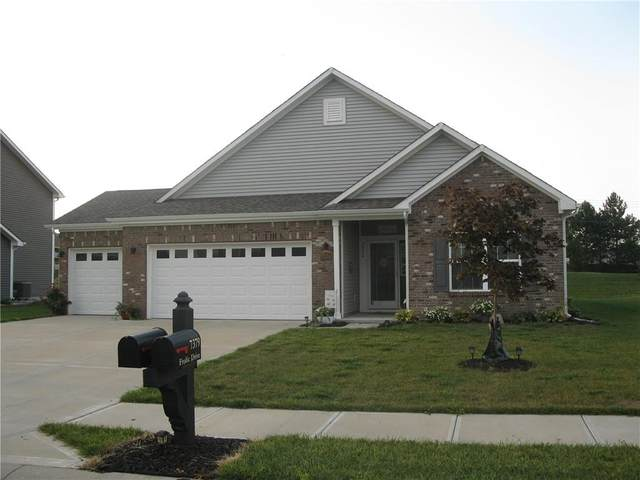7374 Frolic Drive, Brownsburg, IN 46112 (MLS #21810038) :: Mike Price Realty Team - RE/MAX Centerstone