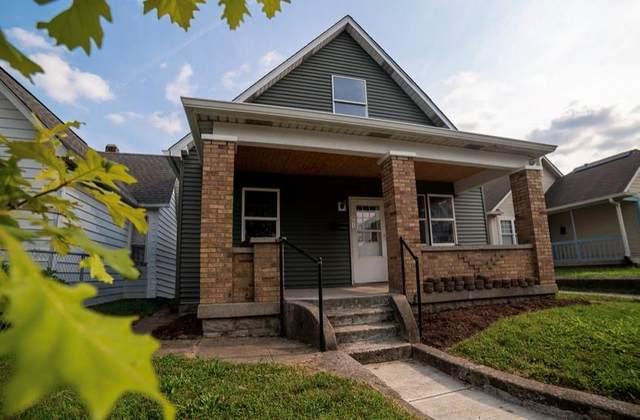 801 E Weghorst Street, Indianapolis, IN 46203 (MLS #21810049) :: Pennington Realty Team