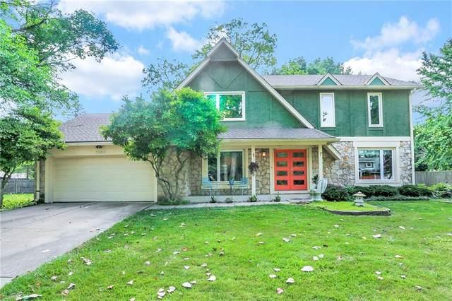 3369 Beech Place, Carmel, IN 46032 (MLS #21810051) :: Pennington Realty Team