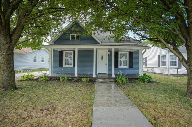 58 Irma Street, Bargersville, IN 46106 (MLS #21810064) :: Mike Price Realty Team - RE/MAX Centerstone