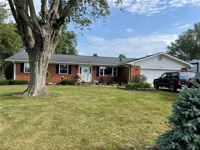 2930 W Walnut Drive, Greenfield, IN 46140 (MLS #21810075) :: Mike Price Realty Team - RE/MAX Centerstone