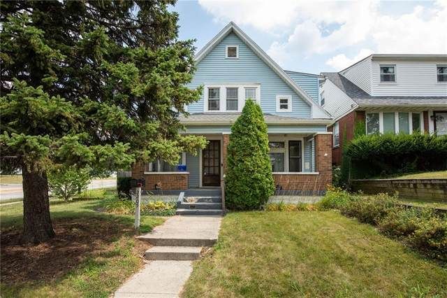 2205 S Garfield Drive, Indianapolis, IN 46203 (MLS #21810078) :: Pennington Realty Team