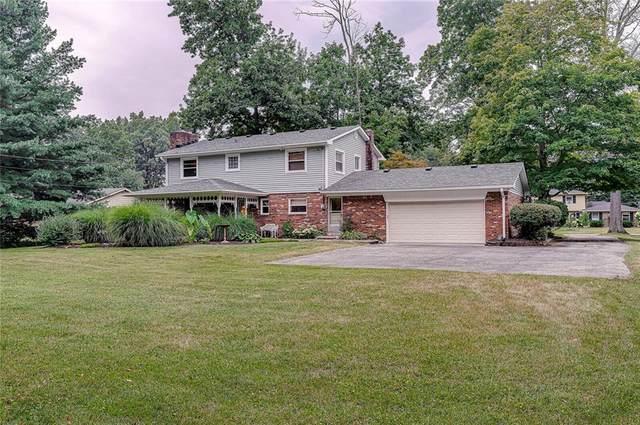 1617 Bowman Drive, Greenfield, IN 46140 (MLS #21810113) :: Heard Real Estate Team | eXp Realty, LLC