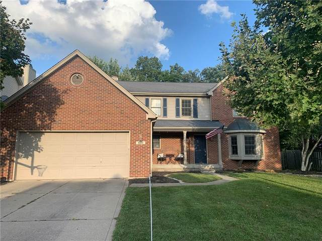 4841 Katelyn Drive, Indianapolis, IN 46228 (MLS #21810123) :: Mike Price Realty Team - RE/MAX Centerstone