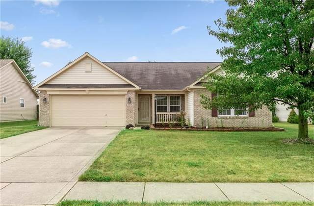5336 Wood Hollow Drive, Indianapolis, IN 46239 (MLS #21810136) :: Richwine Elite Group