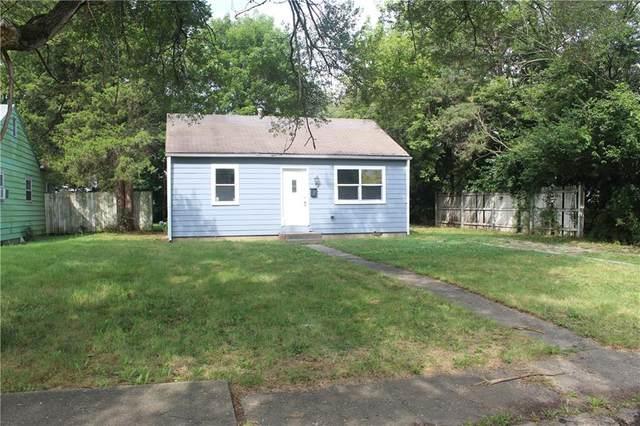 2270 N Centennial Street, Indianapolis, IN 46222 (MLS #21810165) :: Heard Real Estate Team   eXp Realty, LLC