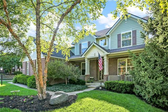 12028 Babbling Brook Road, Noblesville, IN 46060 (MLS #21810174) :: Mike Price Realty Team - RE/MAX Centerstone