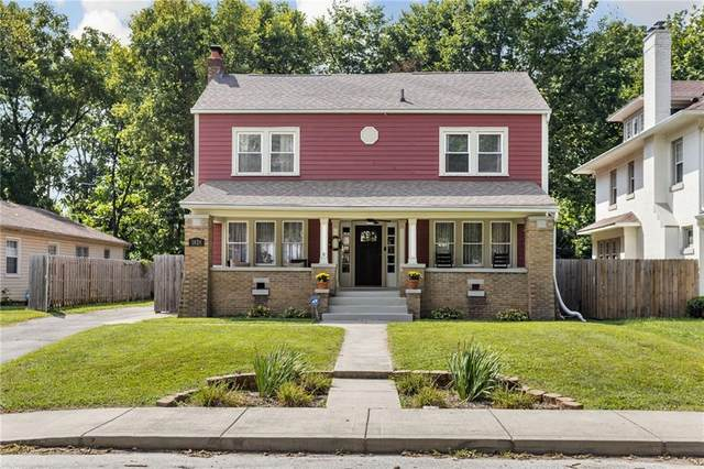 3828 Guilford Avenue, Indianapolis, IN 46205 (MLS #21810185) :: Mike Price Realty Team - RE/MAX Centerstone