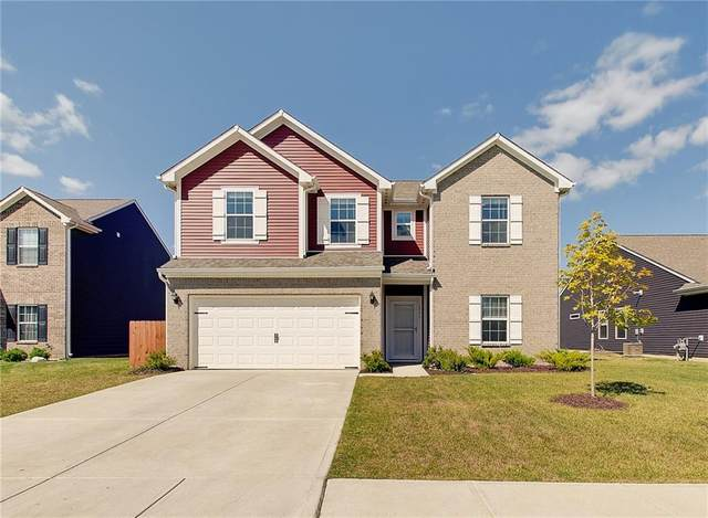 6598 Aster Drive, Pendleton, IN 46064 (MLS #21810203) :: Mike Price Realty Team - RE/MAX Centerstone