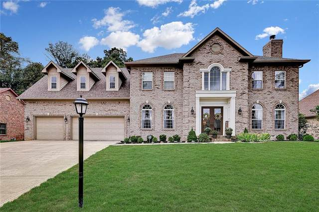 5760 Hickory Woods Drive, Plainfield, IN 46168 (MLS #21810205) :: Ferris Property Group