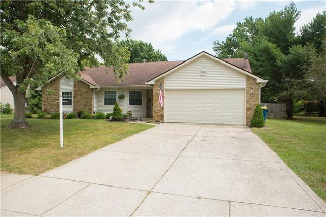 1111 Briarwood Drive, Brownsburg, IN 46112 (MLS #21810209) :: Mike Price Realty Team - RE/MAX Centerstone