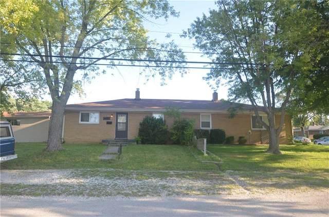 202 N 8th Avenue, Beech Grove, IN 46107 (MLS #21810229) :: JM Realty Associates, Inc.
