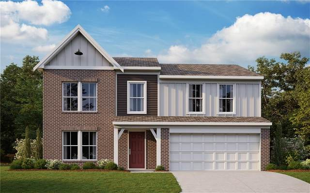 2460 Deerfern Drive, Plainfield, IN 46168 (MLS #21810265) :: Mike Price Realty Team - RE/MAX Centerstone