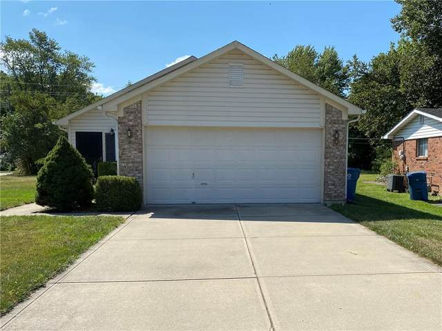 3239 W 52nd Street, Indianapolis, IN 46228 (MLS #21810272) :: Pennington Realty Team