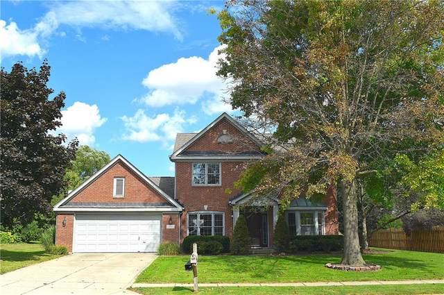 14721 Setters Road, Carmel, IN 46033 (MLS #21810274) :: Mike Price Realty Team - RE/MAX Centerstone