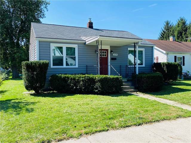 1179 North Street, Noblesville, IN 46060 (MLS #21810278) :: JM Realty Associates, Inc.