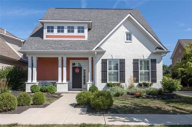 6655 Beekman Place, Zionsville, IN 46077 (MLS #21810295) :: JM Realty Associates, Inc.