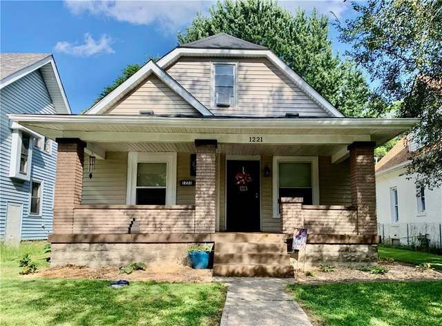 1221 N Lasalle Street, Indianapolis, IN 46201 (MLS #21810311) :: The Indy Property Source