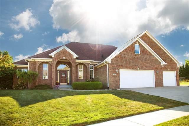780 Ridge Gate Drive, Brownsburg, IN 46112 (MLS #21810322) :: Ferris Property Group