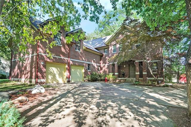 9874 Highland Springs Drive N, Mccordsville, IN 46055 (MLS #21810325) :: Mike Price Realty Team - RE/MAX Centerstone