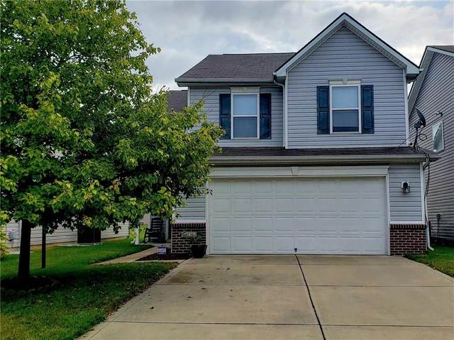 4131 Candy Apple Boulevard, Indianapolis, IN 46235 (MLS #21810328) :: Mike Price Realty Team - RE/MAX Centerstone