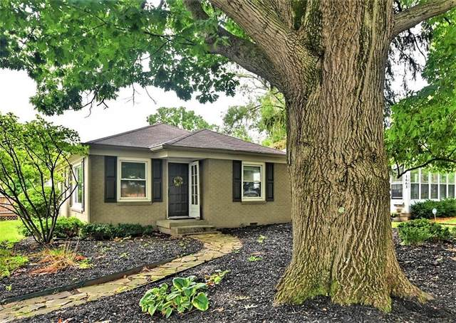 6196 Kingsley Drive, Indianapolis, IN 46220 (MLS #21810346) :: Pennington Realty Team