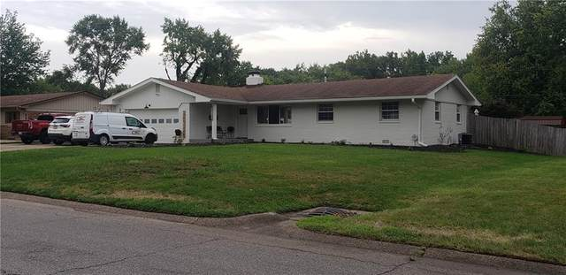 101 E Hill Valley Drive, Indianapolis, IN 46227 (MLS #21810364) :: Heard Real Estate Team   eXp Realty, LLC