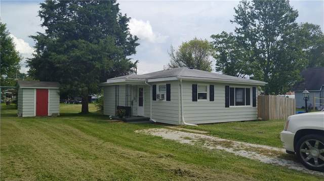 506 White Street, Shirley, IN 47384 (MLS #21810371) :: The Indy Property Source