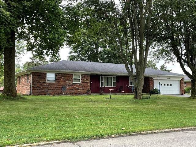 1035 E Cherry Road, Greensburg, IN 47240 (MLS #21810390) :: Mike Price Realty Team - RE/MAX Centerstone