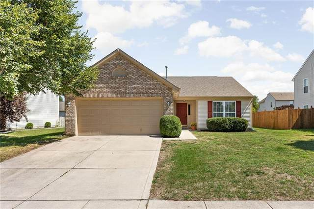 13235 N Huff Boulevard, Fishers, IN 46038 (MLS #21810400) :: Mike Price Realty Team - RE/MAX Centerstone
