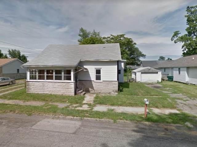 1311 S Blaine Street, Muncie, IN 47302 (MLS #21810405) :: Ferris Property Group