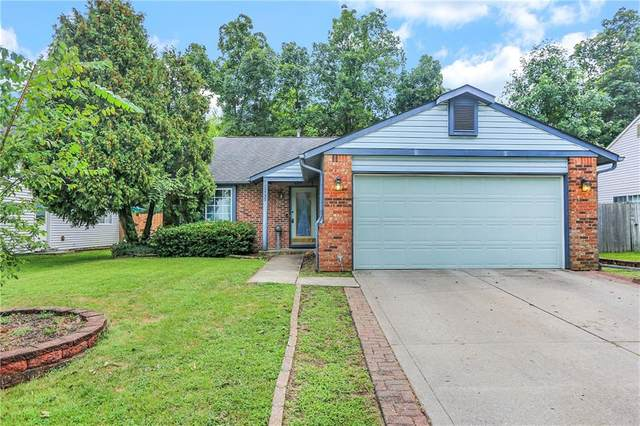 5937 Buck Rill Drive, Indianapolis, IN 46237 (MLS #21810414) :: Richwine Elite Group