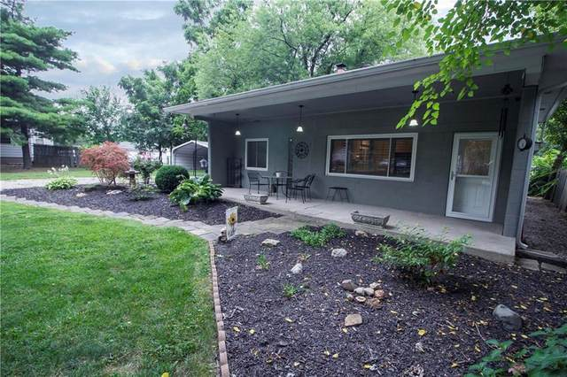 1423 S Whitcomb Avenue, Indianapolis, IN 46241 (MLS #21810450) :: Mike Price Realty Team - RE/MAX Centerstone