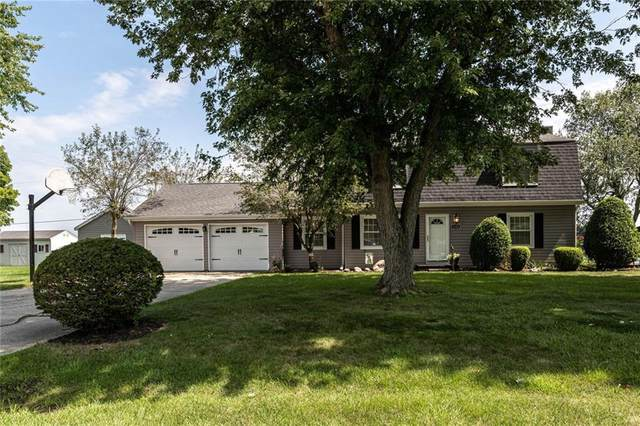 1501 Bethel Avenue, Tipton, IN 46072 (MLS #21810452) :: Mike Price Realty Team - RE/MAX Centerstone