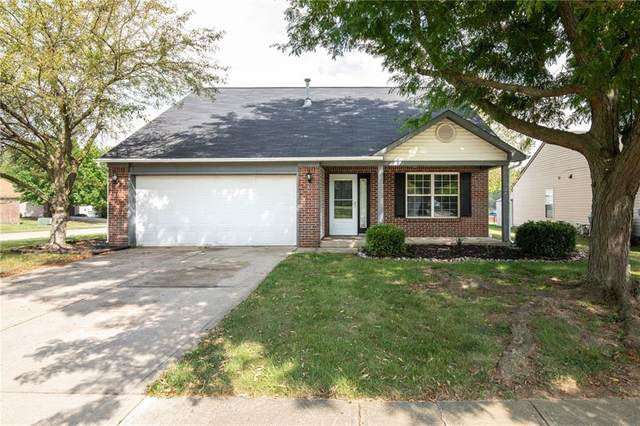 4925 Falcon Grove Drive, Indianapolis, IN 46254 (MLS #21810467) :: Richwine Elite Group