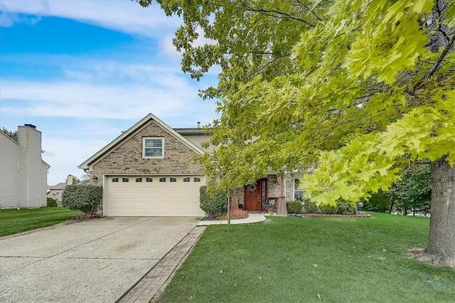 6053 Blackley Court, Indianapolis, IN 46254 (MLS #21810469) :: Mike Price Realty Team - RE/MAX Centerstone
