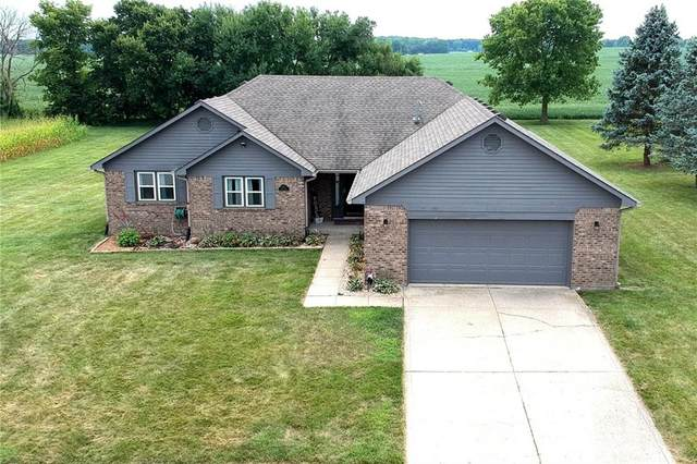 1811 Dusty Road, Danville, IN 46122 (MLS #21810488) :: Mike Price Realty Team - RE/MAX Centerstone