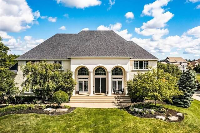 546 Bolderwood Lane, Carmel, IN 46032 (MLS #21810572) :: The Indy Property Source