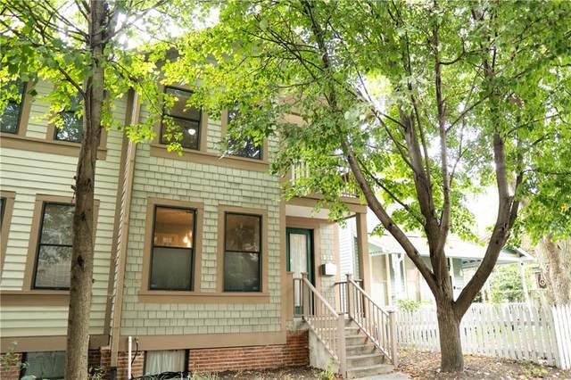 232 E Saint Joseph Street 1A, Indianapolis, IN 46202 (MLS #21810588) :: JM Realty Associates, Inc.