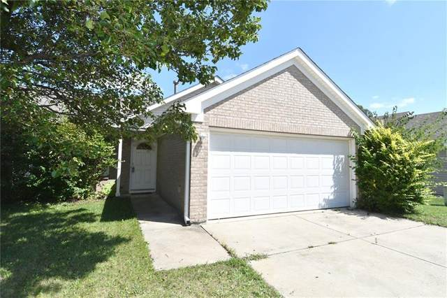 33 Grassyway Court, Whiteland, IN 46184 (MLS #21810595) :: Mike Price Realty Team - RE/MAX Centerstone