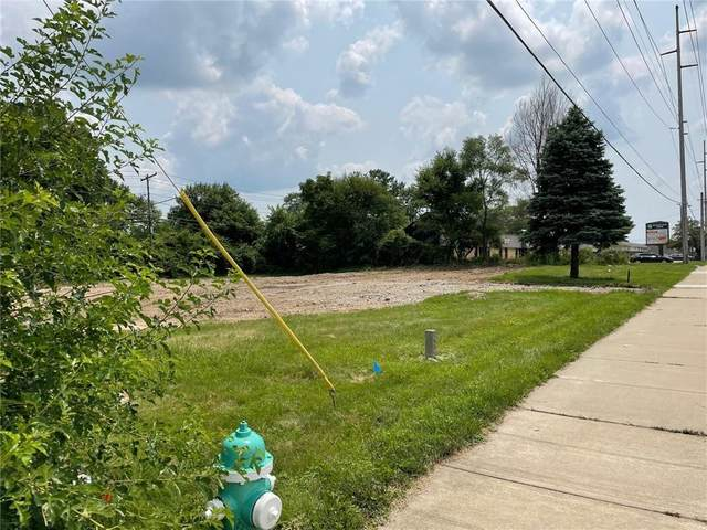 1739-95 Shadeland, Indianapolis, IN 46219 (MLS #21810606) :: The Evelo Team
