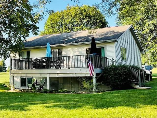 1572 N Santee Drive, Greensburg, IN 47240 (MLS #21810632) :: Richwine Elite Group