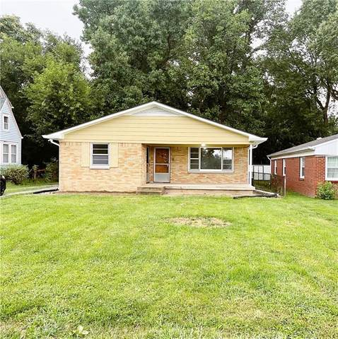 3020 E 42nd Street, Indianapolis, IN 46205 (MLS #21810666) :: Heard Real Estate Team | eXp Realty, LLC