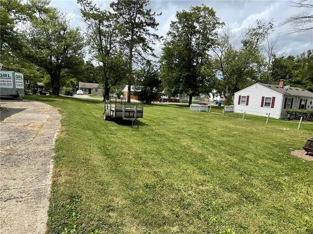 123 N Routiers Avenue, Indianapolis, IN 46219 (MLS #21810671) :: Ferris Property Group