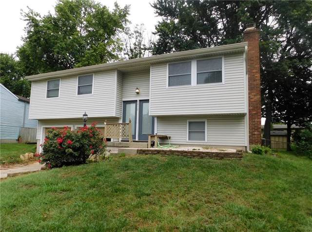 6312 Roberts Creek Lane, Indianapolis, IN 46221 (MLS #21810674) :: The Indy Property Source