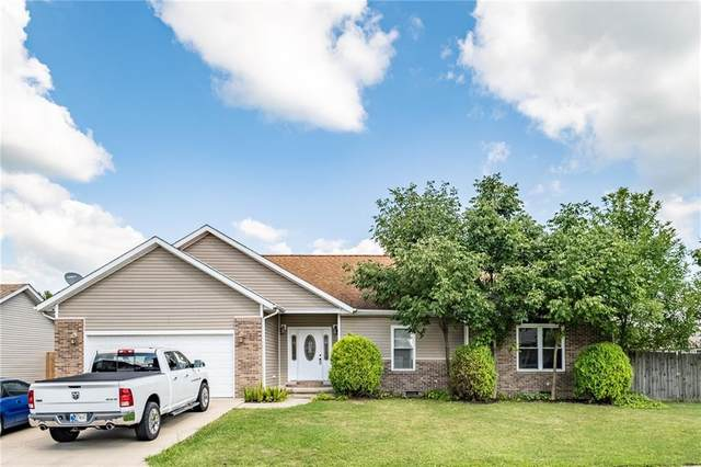 1020 S Creek Drive W, Greensburg, IN 47240 (MLS #21810693) :: Mike Price Realty Team - RE/MAX Centerstone