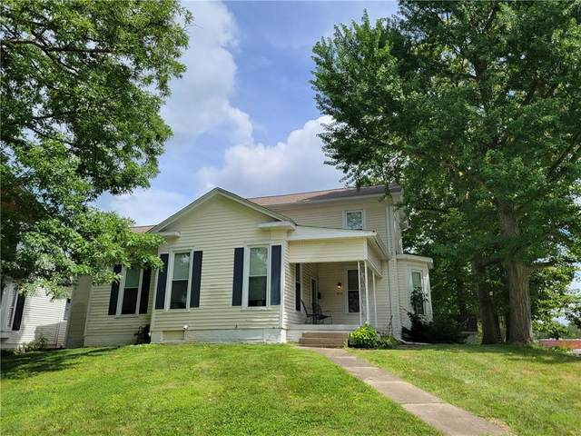 404 N Lincoln Street, Greensburg, IN 47240 (MLS #21810718) :: Mike Price Realty Team - RE/MAX Centerstone