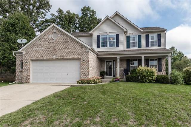 3641 Bayview Lane, Plainfield, IN 46168 (MLS #21810763) :: Mike Price Realty Team - RE/MAX Centerstone