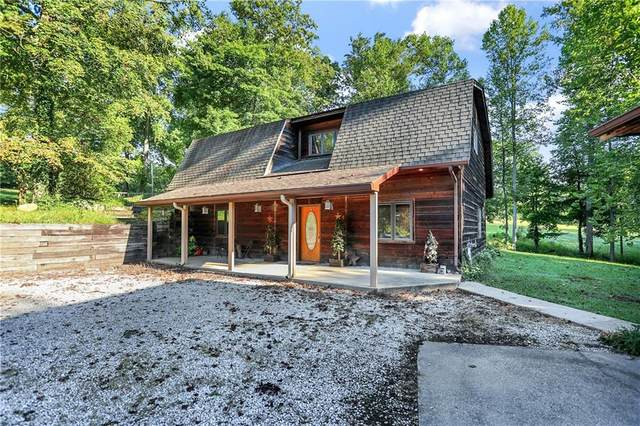 101 Marshall Drive, Bedford, IN 47421 (MLS #21810764) :: Mike Price Realty Team - RE/MAX Centerstone
