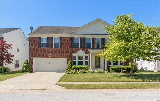 10145 Eagle Eye Way, Indianapolis, IN 46234 (MLS #21810769) :: The Evelo Team